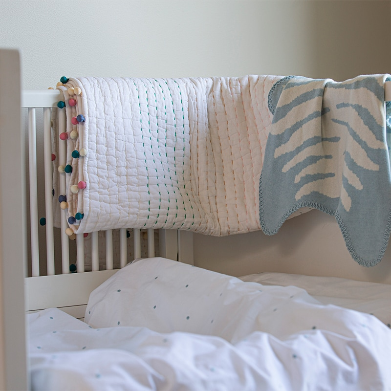 Bello Baby Organic Pillow Case