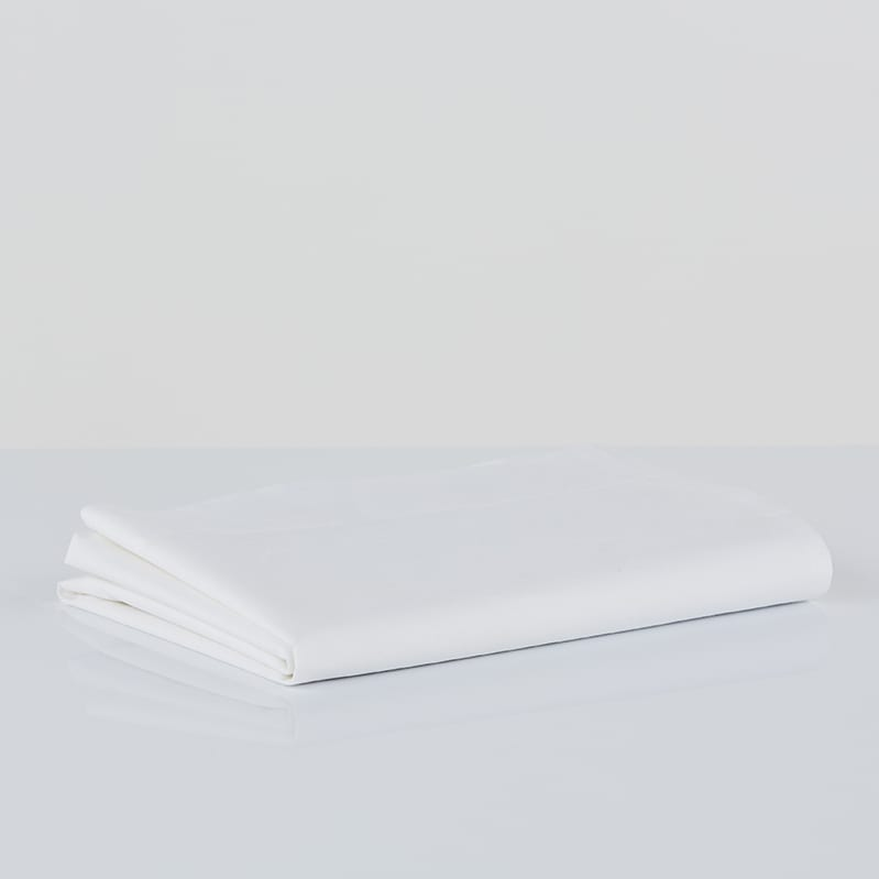 Pousada Percale ECO Baby Flat Sheet